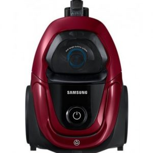 Samsung Vacuum Cleaner (VC18M31A0HP) Canister with Cyclone Force and Anti-Tangle Turbine, 1800W