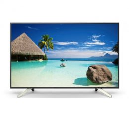 """32"""" WELLMAX HD LED TEMPERED GLASS TV"""