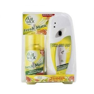 Automatic Room Spray With Dispenser – White