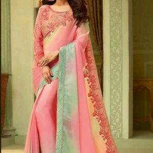 Jia Elegant Silk Women's Sarees Vol 7